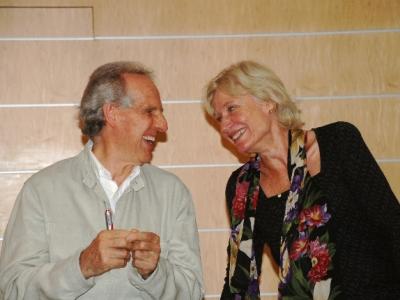 Roz and Ben Zander